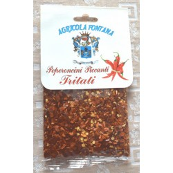 Peperoncini Piccanti Tritati