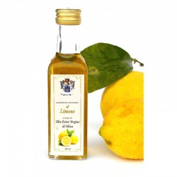 Condimento Aromatico al Limone a base di olio extra vergine d'oliva 10 cl