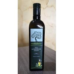 Litri 0,75 di Olio ExtraVergine di Olive in Bottiglia