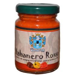 Crema di Habanero Rosso - Piccantissimo
