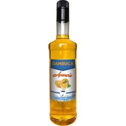 Sambuca Gusto Arancia cl 70 - Lavorazione Artigianale Calabrese