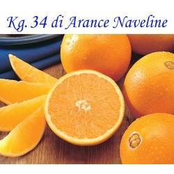 Kg. 34 di Arance Naveline/Washington di Corigliano-Rossano - Calabria