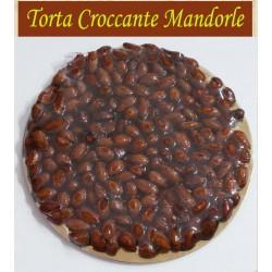 TORTA CROCCANTE MANDORLE CASERECCI - gr. 300