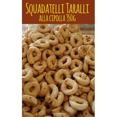 SCALDATELLI ALLA CIPOLLA CASERECCI - gr. 350
