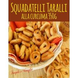 SCALDATELLI ALLA CURCUMA CASERECCI - gr. 350