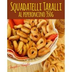 SCALDATELLI AL PEPERONCINO CASERECCI - gr. 350