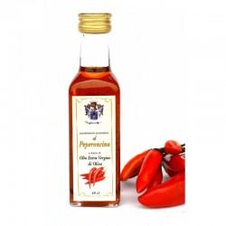 Condimento Aromatico al Peperoncino a base di olio extra vergine d'oliva 10 cl