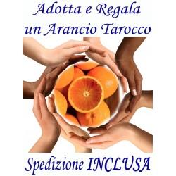ADOTTA o REGALA Kg.9 di ARANCE TAROCCO - TRASPORTO INCLUSO