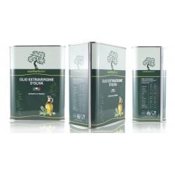 Litri 5 di Olio ExtraVergine di Olive