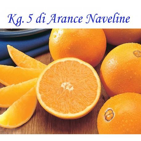 Kg. 5 di Arance Naveline/Washington  di Corigliano-Rossano - Calabria