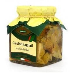 Carciofi Tagliati in Olio d'Oliva