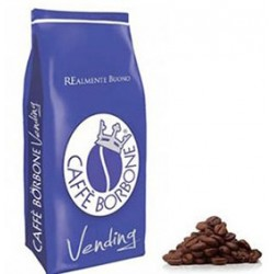 CAFFE' IN GRANI 1 KG BORBONE BLU VENDING-BAR-DISTR.AUT.