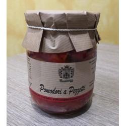 Pomodoro a Pezzetti Casareccia 510 gr