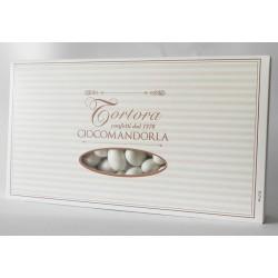 Gusto LIQUIRIZIA - Confetti Cioccomandorla BIANCO - gr.500